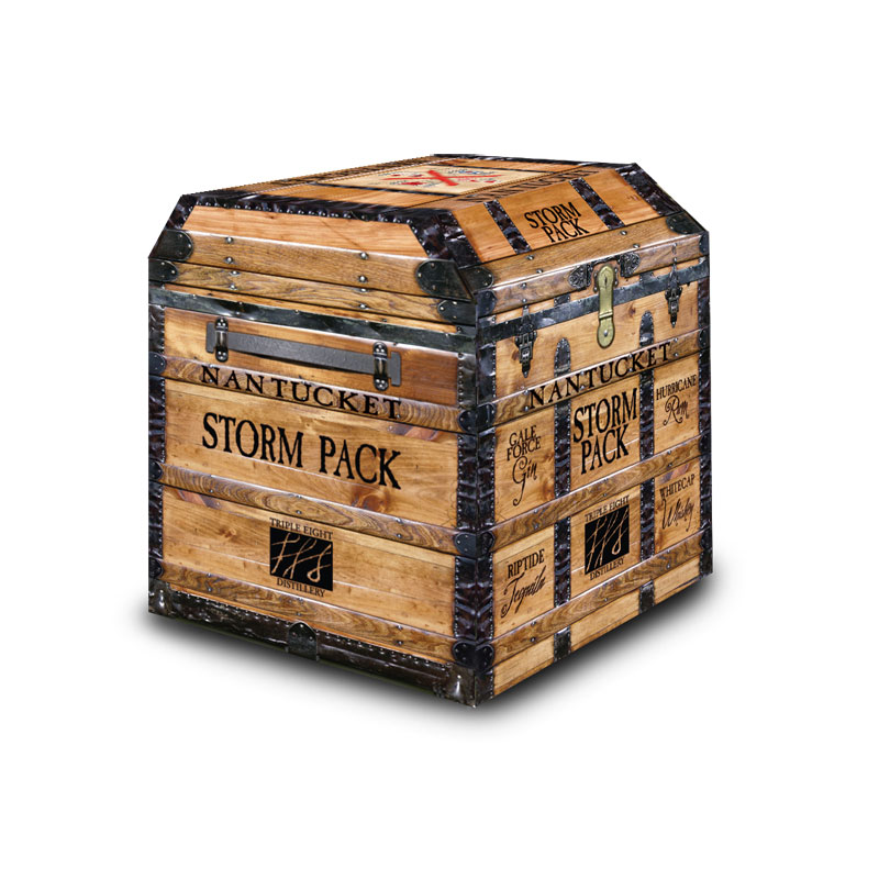 888 Distillery Storm Pack